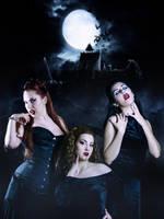 Dracula's Brides by LadyBranwick