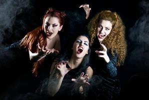 Wrath Pride Lust by LadyBranwick