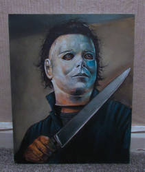HALLOWEEN  MICHAEL MYERS  V2A by Legrande62