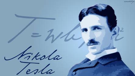 Nikola Tesla! by remadelija