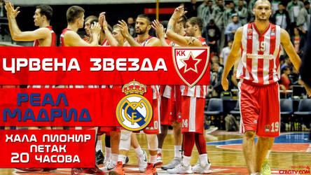 Crvena Zvezda - Real Madrid by remadelija