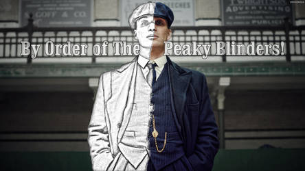 Peaky Blinders - Thomas Shelby! by remadelija