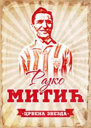 Rajko Mitic! by remadelija
