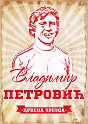 Vladimir Petrovic Pizon! by remadelija