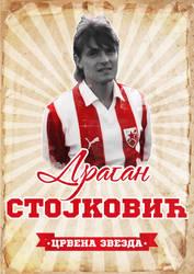 Dragan Stojkovic Piksi! by remadelija