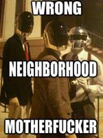 Wrong Neighborhood by DaftVision