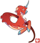 AC- 049 Angered Coral by capriamasterlist