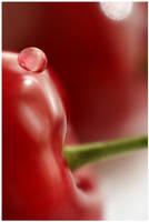 sweaty cherry by anubiskitten