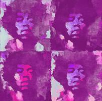 Purple Haze, All Around by JackieCrossley