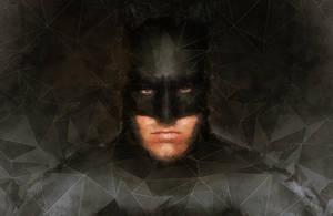 Batman by JackieCrossley