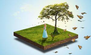 Earth by JackieCrossley