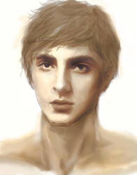 realistic hetalia: UK by witchofwest
