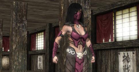 Mileena Mortal Kombat X by Hatredboy