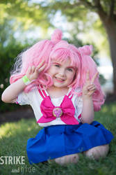 ChibiUsa - MiniMoon by SailorHasChopstickss