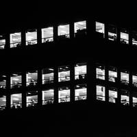Just Another Night at the Office by dynax700si