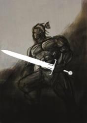 light sword by Chupanza