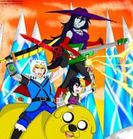 Aventure Family Feat josefinne  R and C by Raidon-san