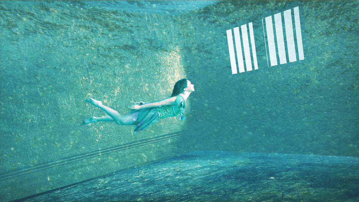 Water Prison by F4wk3s