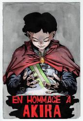 #31 Akira Tribute by ExMente