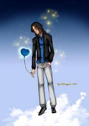 klb: Tiken  ballon by SyaH-Chan
