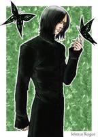 Severus Snape by Couiche
