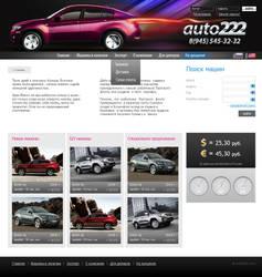 Auto trading company by viruzzz
