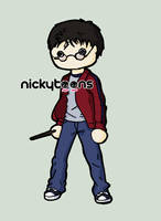 Harry Potter by NickyToons