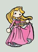 Disney Princess: Aurora by NickyToons