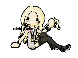 Taylor Momsen by NickyToons