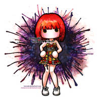 Hayley: Loonaki and NickyToons by NickyToons