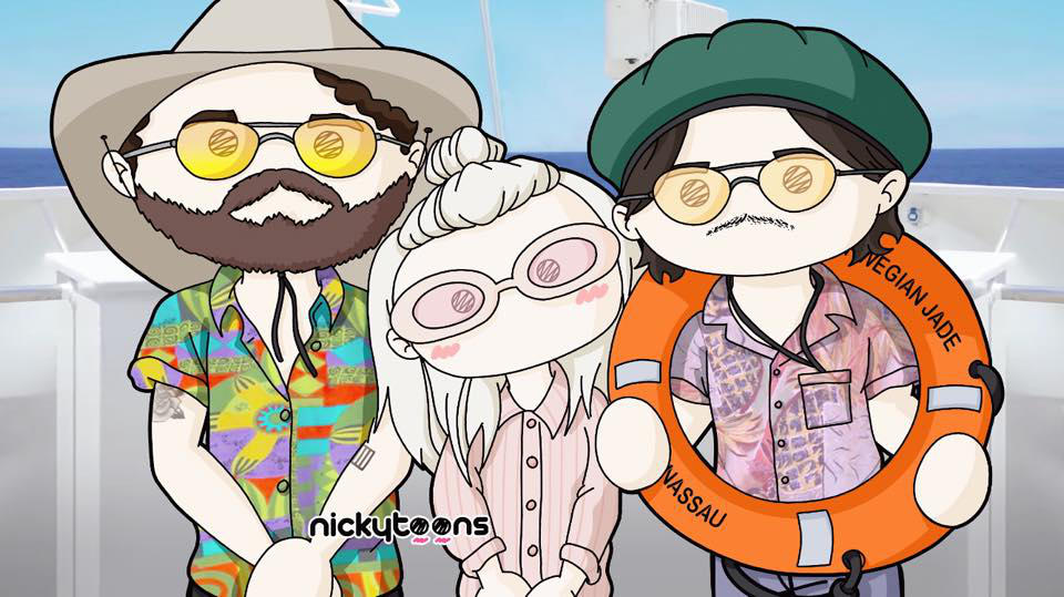 Parahoy III by NickyToons