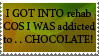 Chocolate Stamp by paintergirl92