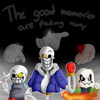 Bad Time Trio: Disbelief Edition by PootStablook