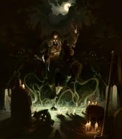 Voodoo King by Sindonic