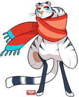 #124 Bavom - Ninja - Snowy Vengance - SALE- CLOSED by Sindonic