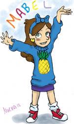 Mabel Pines by sakurablossoms92