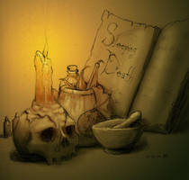 31 DOH: Potion by croonstreet