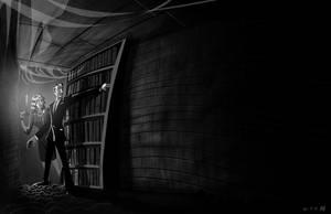 31 DOH: Secret Passage by croonstreet