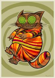 Psychedelicat by splif