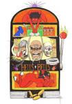 Heavy Metal Slot Machine by ben1804