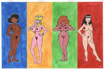 Nude Women by ben1804