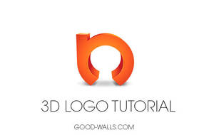 3D Logo Tutorial by timelikeit