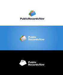 PublicRecordsNOW Logo by timelikeit