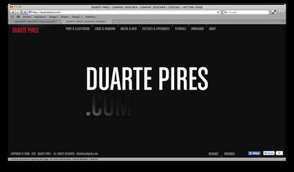My new Portfolio Website by timelikeit