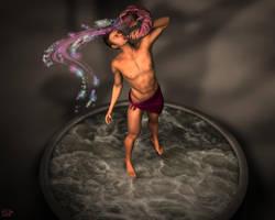Magic of Aquarius by Ulysses0302