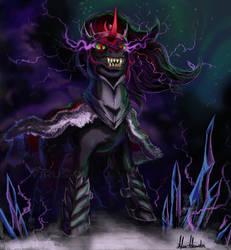 King Sombra by Virus-91