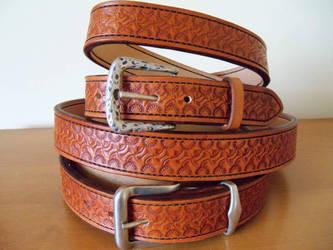 Double belts by gevar
