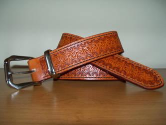 Brown belt by gevar