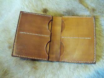 Card wallet by gevar