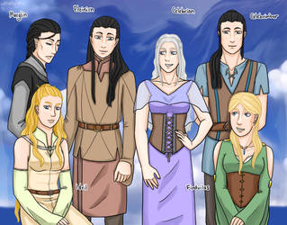 LotR/S: The Fourth Generation by Houkakyou
